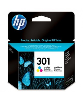 Cartucho CH562EE Nº 301 Color- HP -