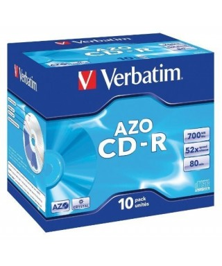 CD-R 700 MB- VERBATIN - 43327