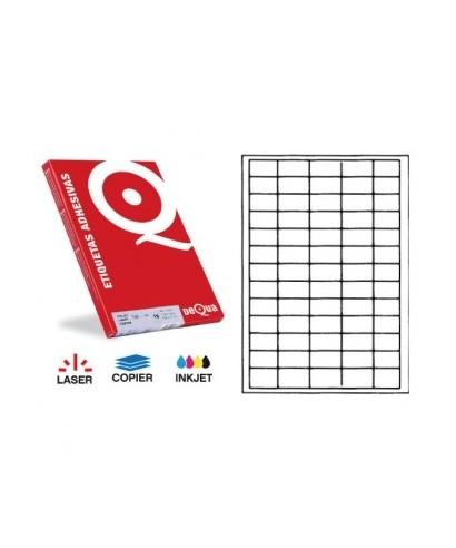 Etiquetas 38x21,2- DEQUA - 11217