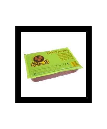Paquete barro 1.5 KG- COMERCIAL SUR - 458