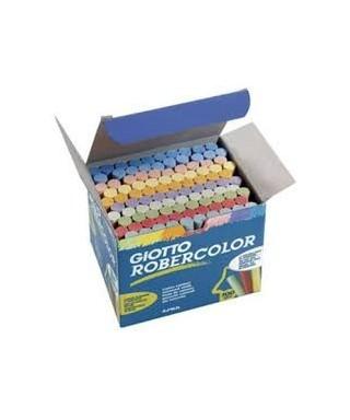 Caja de 100 tizas color- GIOTTO - 539000