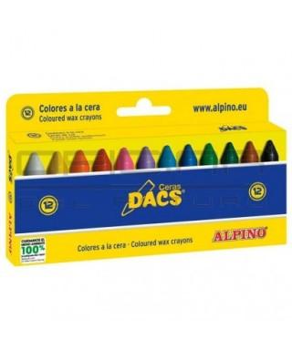 Ceras colores surtidos- DACS - DA050290