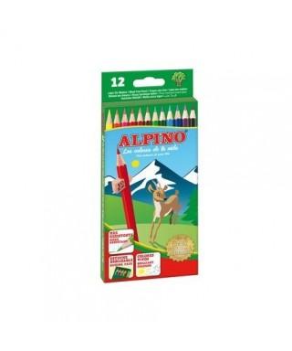 Lápices colores surtidos- ALPINO - AL010654