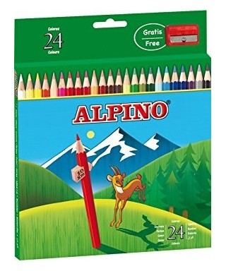 Lápiz colores. ALPINO - AL000658