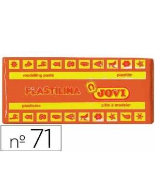 Taco plastilina naranja- JOVI - 7104