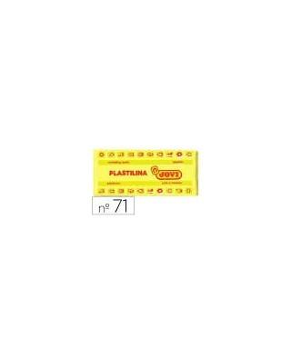 Taco plastilina amarillo claro- JOVI - 7102