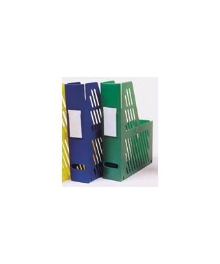 Revistero plástico azul- ARCHIVO 2000 - 2005 AZ