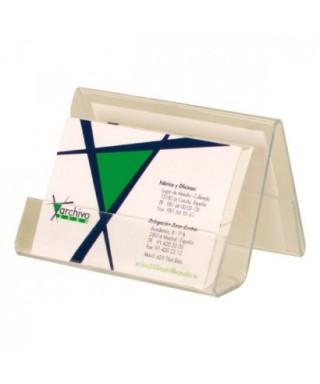 Portatarjetas sobremesa- ARCHIVO 2000 - 6151 CS TP - PREMIUM
