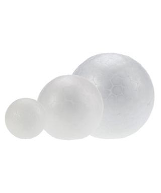 Figuras poliespan bolas diametro 8cm pack 6 unidades – GRAFOPLAS - 6