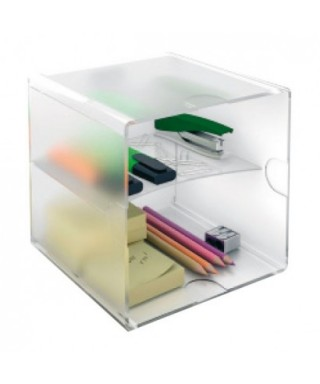 Organizador 1 división transparente ARCHIVO 2000 - 6705 CS TP