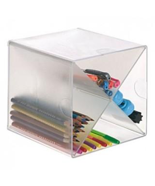 Organizador 4 compartimentos transparente- ARCHIVO 2000 - 6703 CS TP
