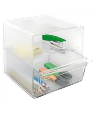 Organizador 1 cajón transparente- ARCHIVO 2000 - 6707 CS TP
