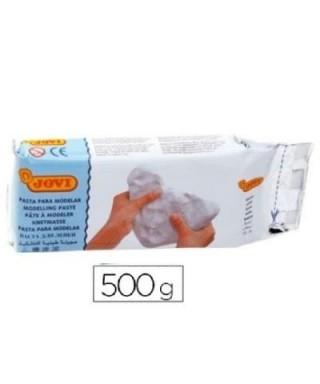 Pasta modelar blanca 500 grs- JOVI - 85