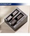 Afila metal 2 huecos- STAEDTLER - 510 20