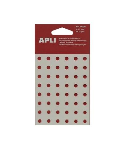 Sobre arandelas adhesivas- APLI - 228