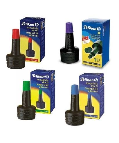 Bote tinta tampón negro- PELIKAN - DO4030/79537