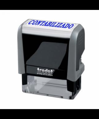 Sello contabilizado automático- COLOP -