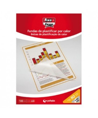 Funda plastificar A5 125 micras- YOSAN -