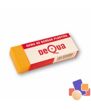Goma de borrar- DEQUA - 323218