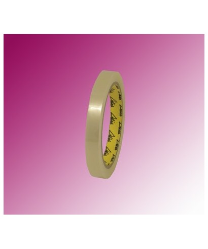 Rollo cinta adhesiva transparente 12mm x66m- LA PLANA