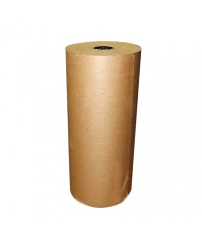 Bobina papel marrón 30 kilos. Medidas 1,10 cm de alto. Papel de 70g/m2. USURBE