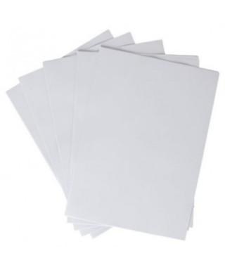 Papel A4 blanco - 160 gr. Paquete de 250 hojas.