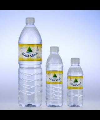 Agua mineral 0,5 litros- AGUA SANA -