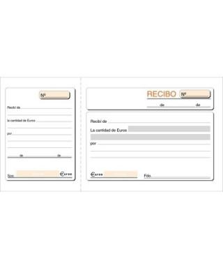 Talonario recibos con matriz- LOAN - 50016