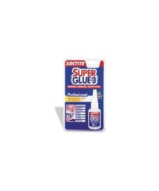 Bote 20 grs Super glue 3- LOCTITE - 1579519