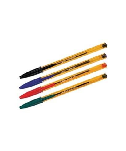 Bolígrafo cristal fine negro - BIC - 87