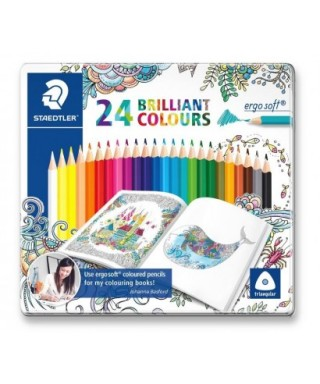 Brilliant colours 24 STAEDTLER