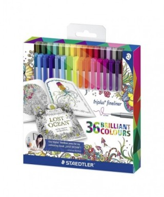 Brilliant colours 30 1.0MM STAEDTLER