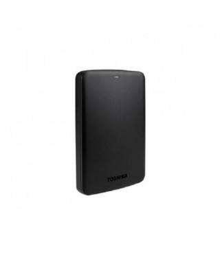 Disco Duro Externo - Toshiba 2,5 1TB - BASIC NEGRO 3,0 USB - HDD22155