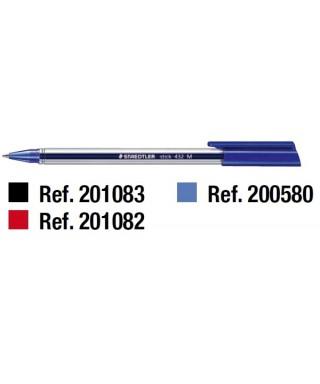 Bolígrafo Stick negro- STAEDTLER - 430 M-9CP5