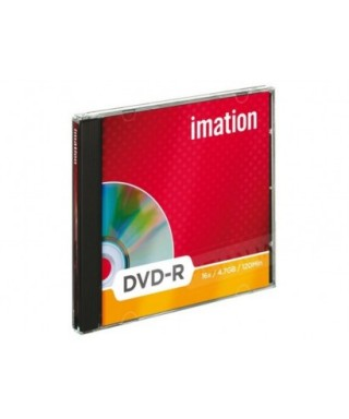 DVD-R 4,7 gb- IMATION -
