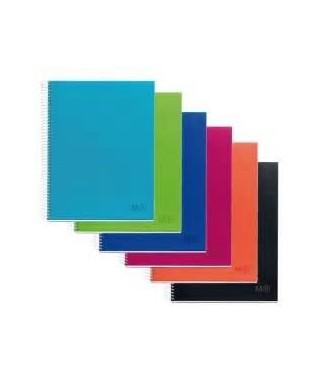 Block folio natural 80 hojas cuadriculado- ZORRILLA - 100430140/95