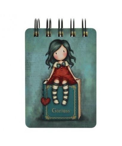 Mini libreta wiro 3 -GORJUSS de santoro- - 82027 617423