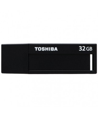 Memoria USB Toshiba 32 GB Negro Daichi 3,0 - MM4215577