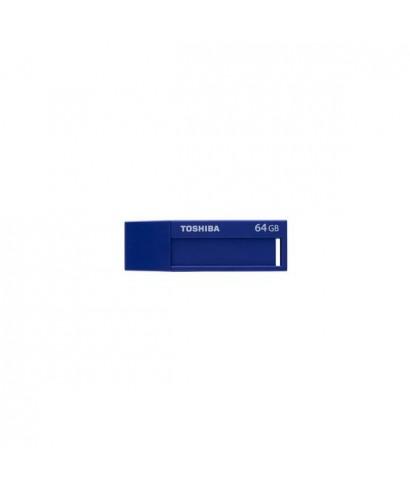 Memoria USB Toshiba 64 GB Rojo Daichi 3,0 - MM4215581