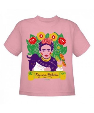 Camiseta frida rosa neno 3-4 - RZ -