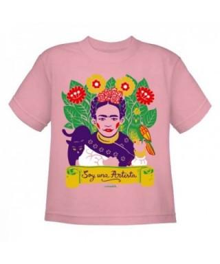 Camiseta frida rosa neno 7-8 - RZ -