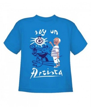 Camiseta artista malibu neno 7-8 - RZ -