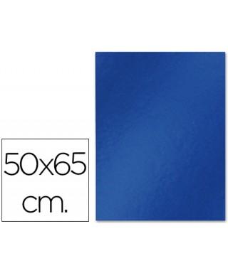 Cartulina azul marino 50x65 grafoplas