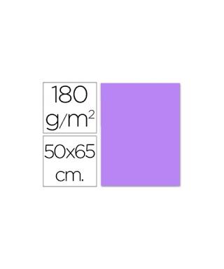 Cartulina lila 50x65 grafoplas