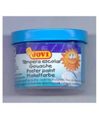 Bote 35ml tempera Azul cian 50321