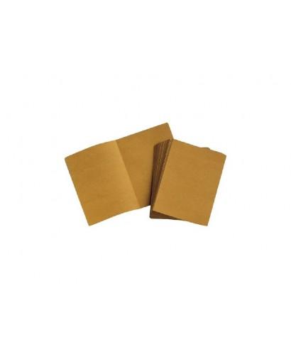 Subcarpetas folio Kraft corriente- ADVEO - 96035