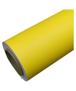 Film autoadhesivo amarillo