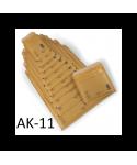 SOBRE BURBUJA Nº11 - 110X165 - AK 11