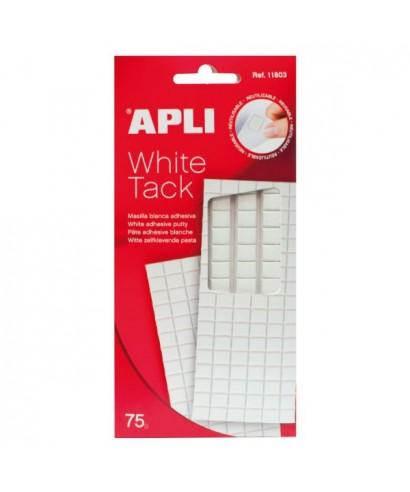 Masilla adhesiva blanca- APLI - 11803