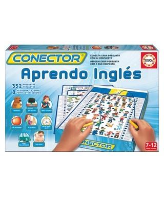 Conector, Aprendo inglés -  Educa